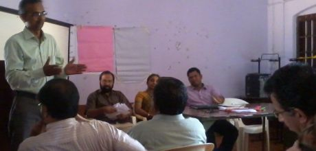 Educational Officers Meeting September 2014